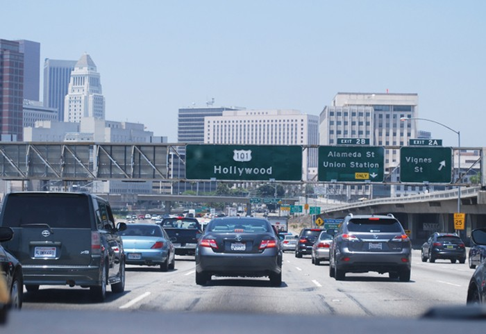 A Day in LA (Traffic)