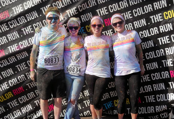 The Color Run San Diego