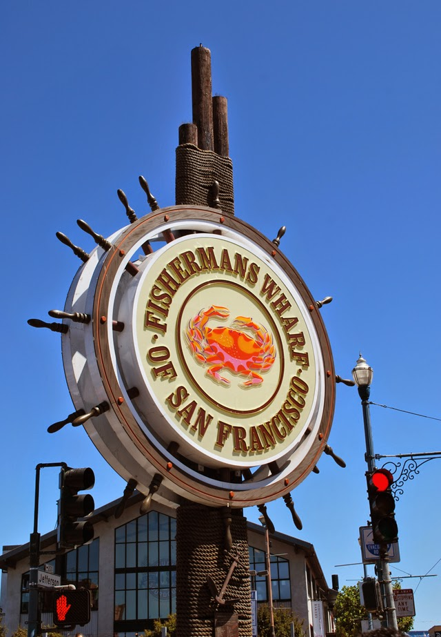 Fisherman's Wharf in San Francisco, California | Em Then Now When