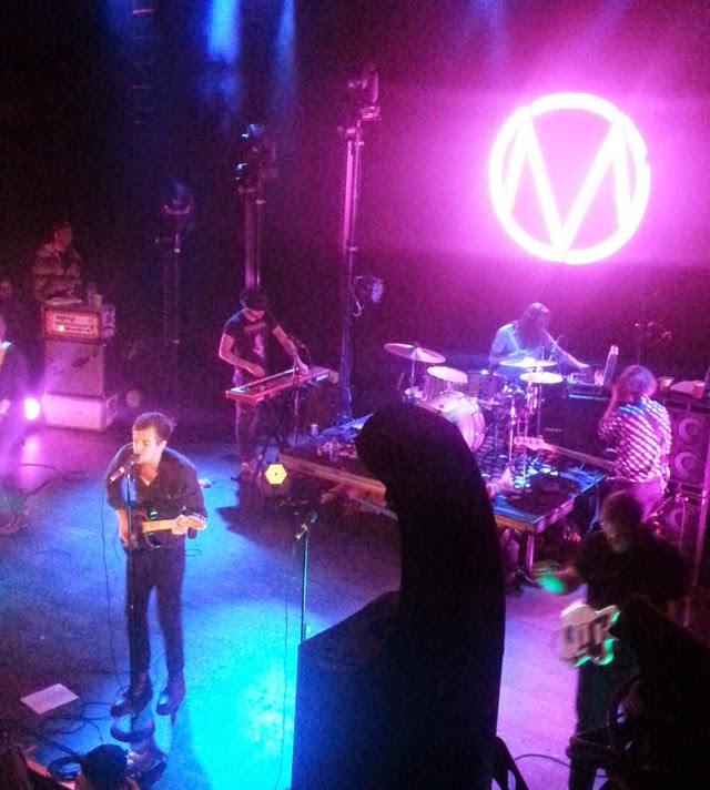 The Maine performing at The House of Blues Anaheim, California   Em Then Now When