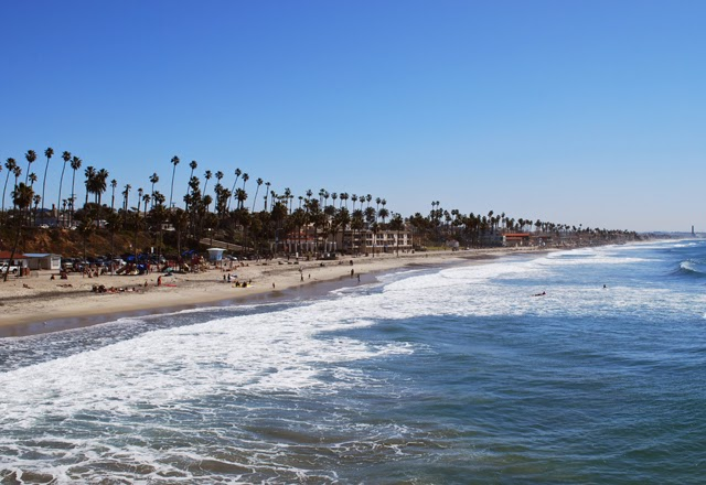 A Brief San Diego Visitor's Guide // Beach Cities of San Diego County