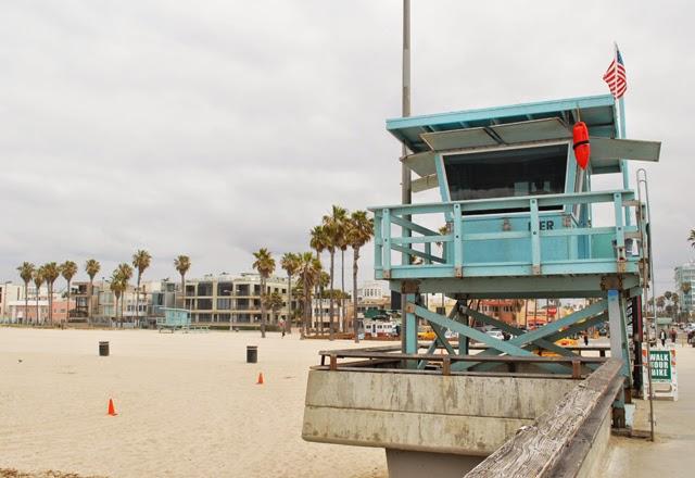 The Venice Beach Boardwalk | Em Busy Living