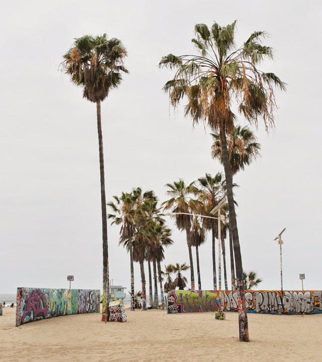 The Venice Beach Boardwalk & Muscle Beach | Em Busy Living