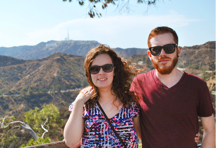 Visiting the Griffith Observatory in Los Angeles