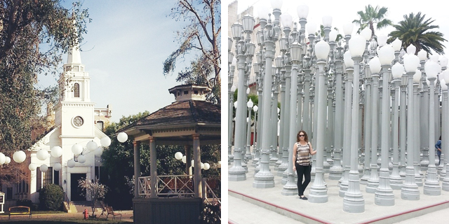 Los Angeles in One Day: Visiting Museums & Studio Tours | EmBusyLiving.com