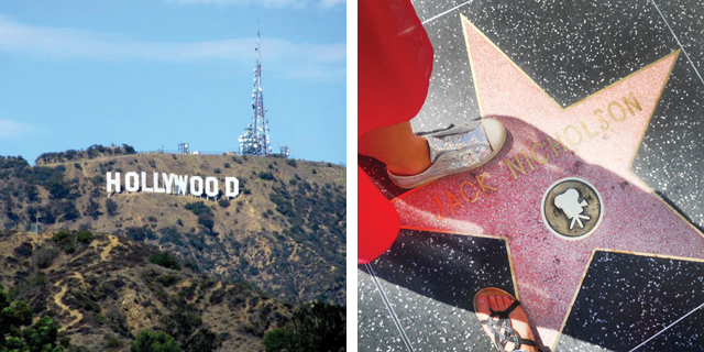 Los Angeles in One Day: Visiting Hollywood | EmBusyLiving.com