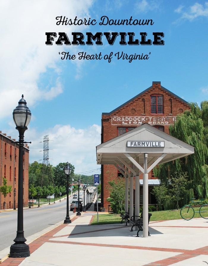 A Visit to Downtown Farmville
