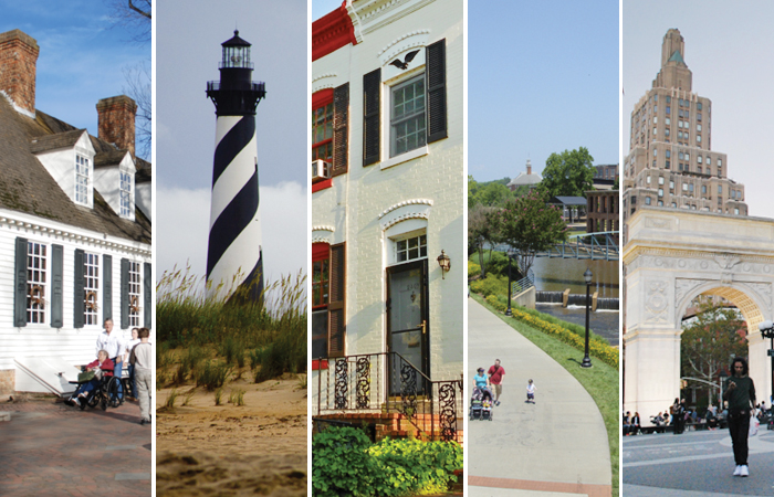 Five Trips I'd Like to Take This Year