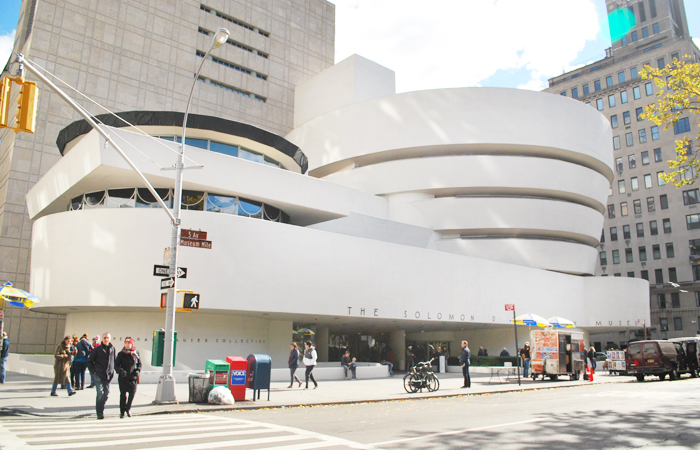 Throwback Thursday: Visiting the Guggenheim