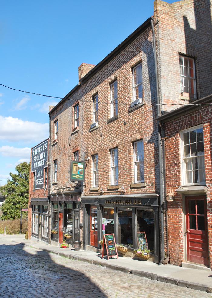 Visiting Old Towne Petersburg, Virginia