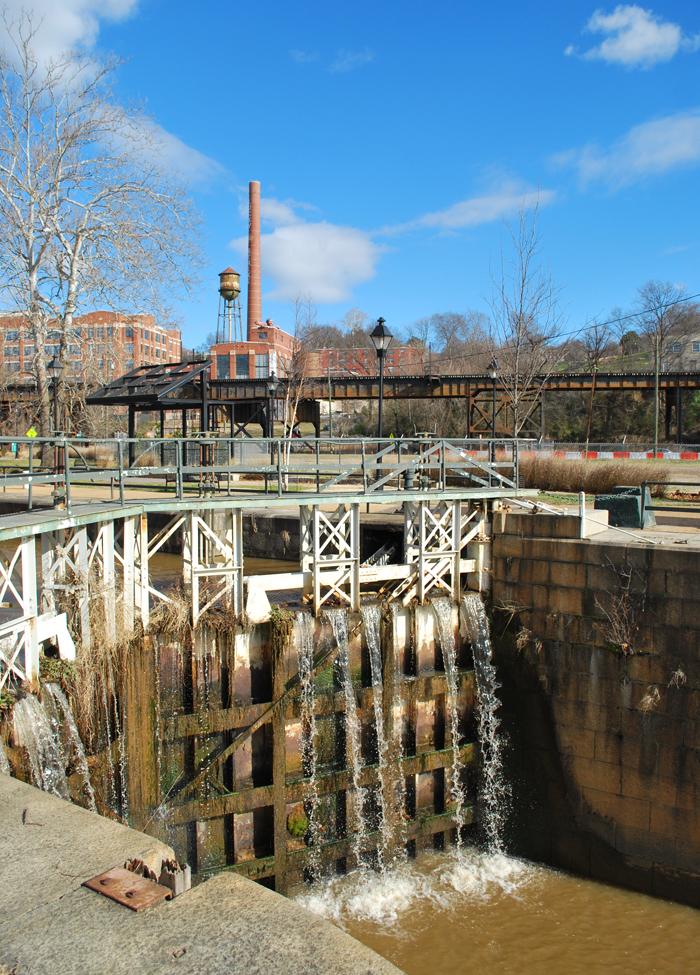 Exploring Great Shiplock Park, Richmond