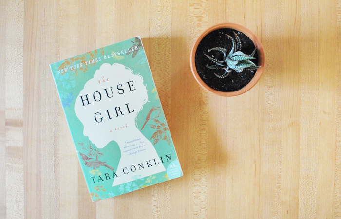 June Book Review: The House Girl by Tara Conklin