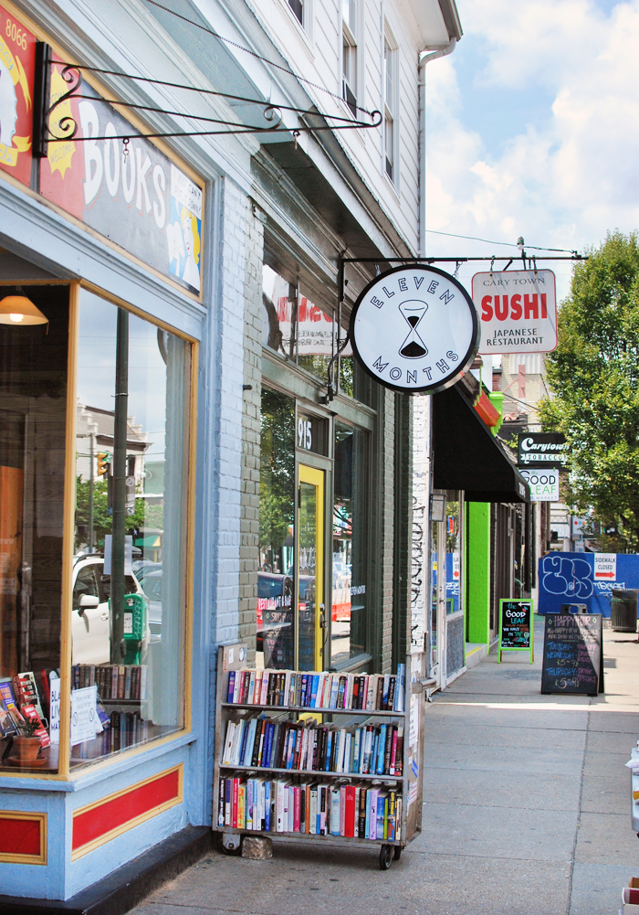 A Guide to Carytown, Richmond