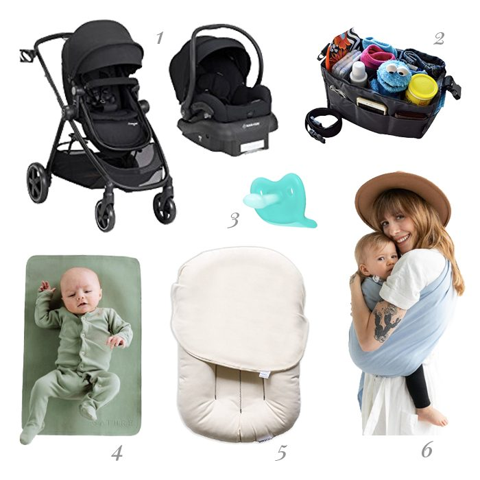 6 Random Things I've Bought for Baby