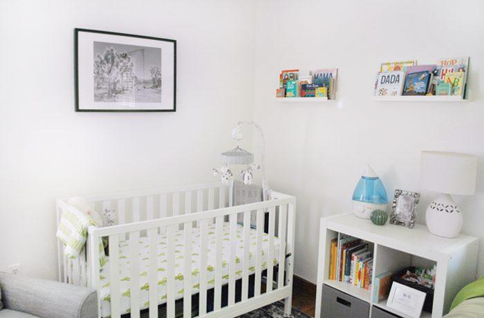 A Nursery Tour