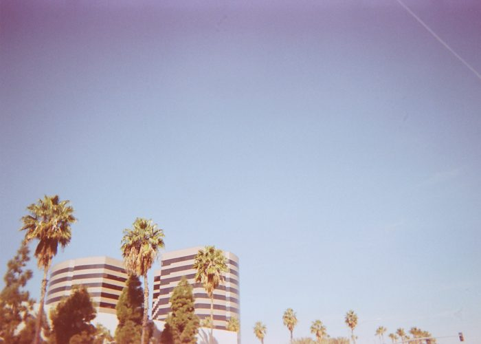 Rediscovered Film Photos: Home Sweet California Home