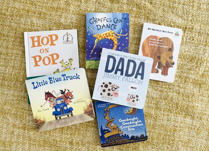 Desi's Favorite Books